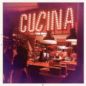 Lecker Essen in Köln: L'Osteria im Gürzenich Quartier