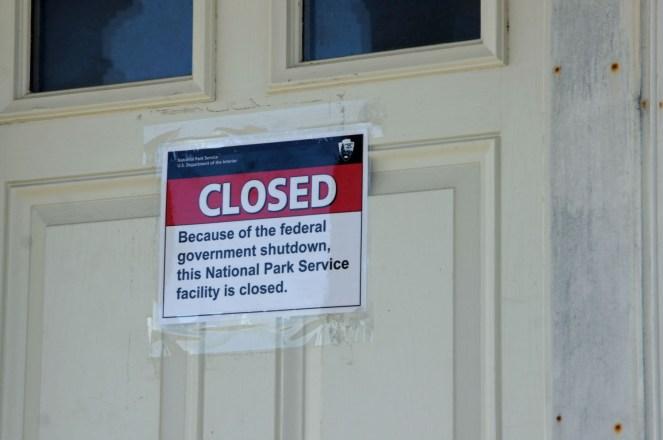 Heute geschlossen!
