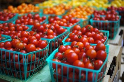 Tomatenvielfalt in San Francisco