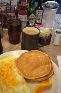 Pancakes in den USA