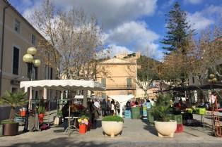 Markttag in Capdepera