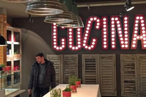 Lecker Essen in Köln: Am Ebertplatz hat die 3. L'Osteria eröffnet