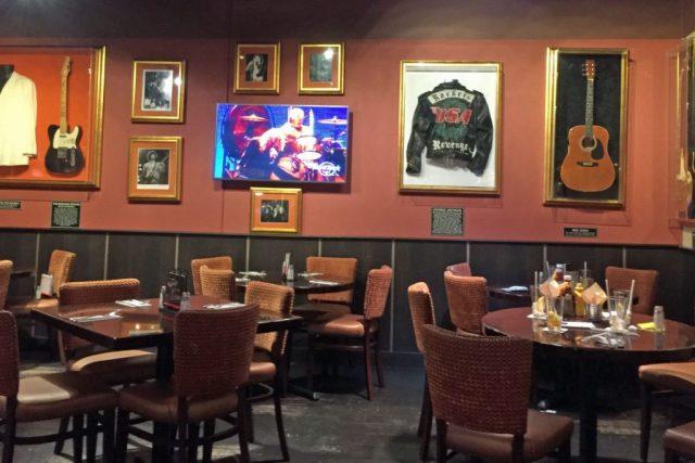 Im Kölner Hard Rock Café