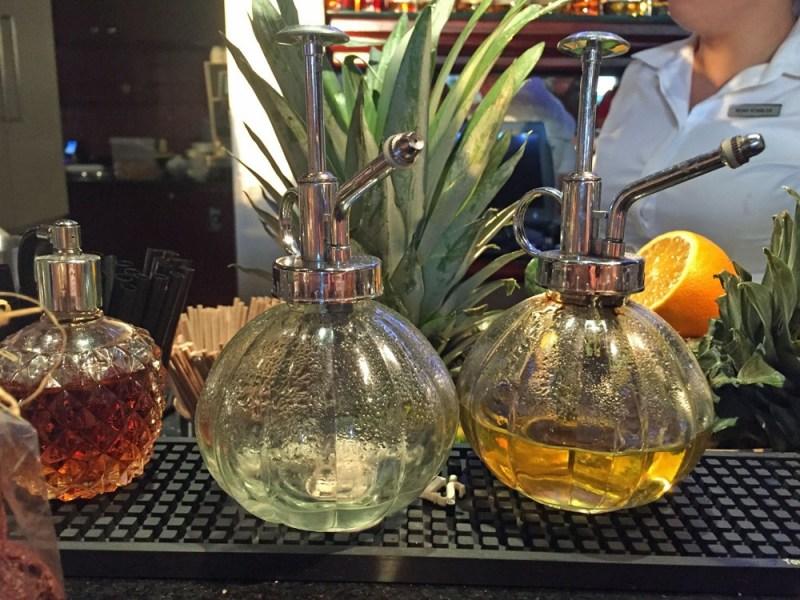 Parfüme für den Cocktail