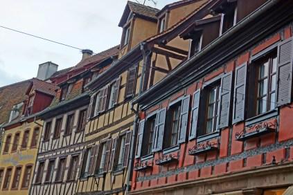 Fachwerk in Obernai