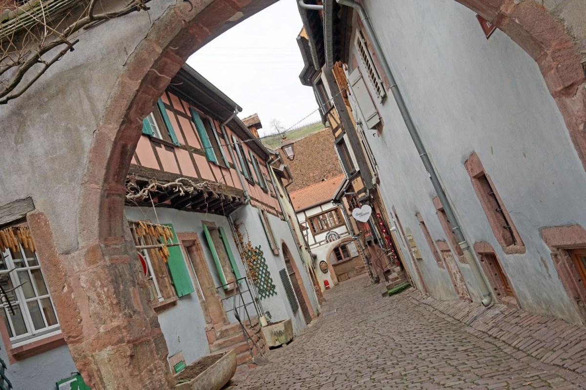 Elsass: Unterwegs auf der Weinstraße