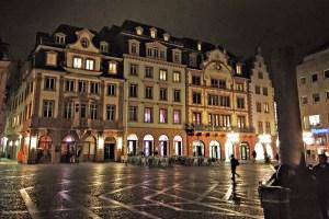 Abendspaziergang durch Mainz