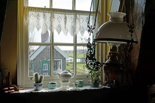 Blick aus der Windmühle