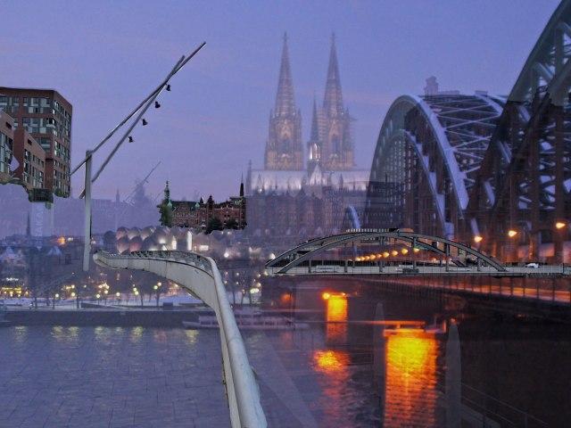 Hamburg oder Köln: Wo haben die Bürger mehr Erholungsflächen?