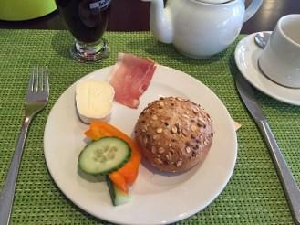 Frühstück in Elfershausen
