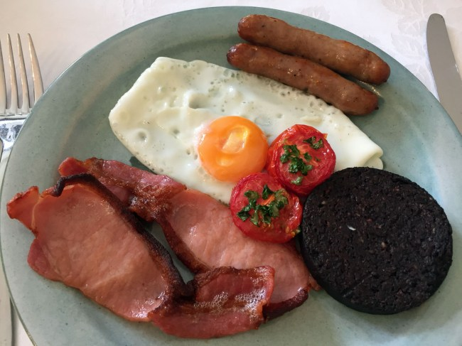Scottish Breakfast ohne Haggis