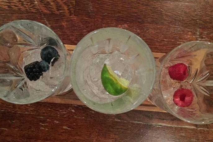 Gin-Tasting