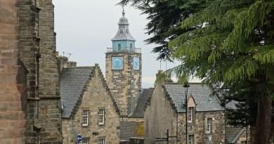 Stirling: Altstadt