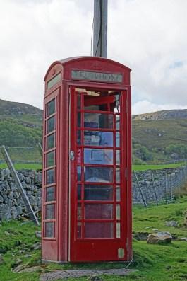 Telefonzelle notwendig?