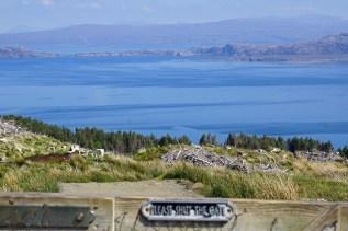 Wandern auf Skye