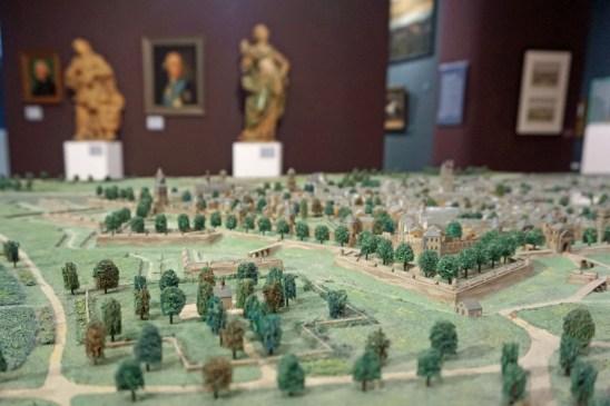 Stadtmodell im Mittelrheinmuseum