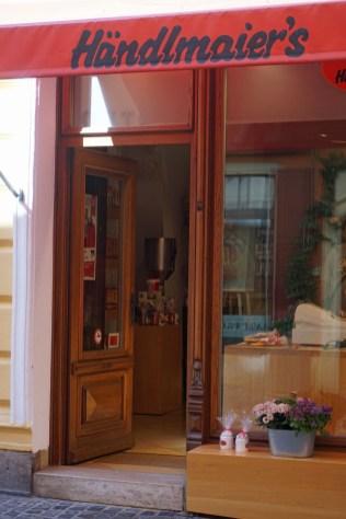 Händlmaier's Senf-Laden in Regensburg