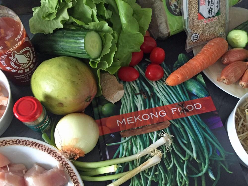 Kochbuch: Mekong Food