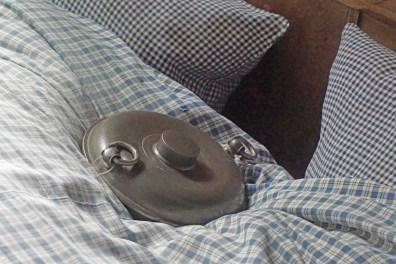 Warmes Bett garantiert