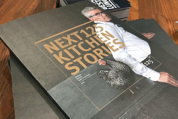 Küchenhersteller präsentiert sich auf der Buchmesse