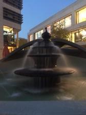 Brunnen in der Fußgängerzone