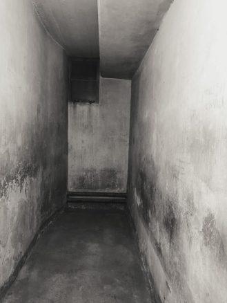 Eine Zelle im Keller