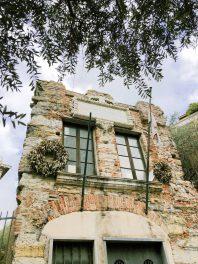 Das Geburtshaus von Christopher Kolumbus in Genua