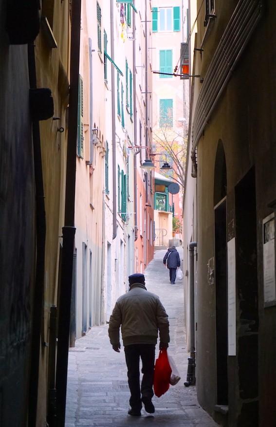 Genua: UNESCO Weltkulturerbe und Pasta mit Pesto