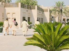 Shindagha Village in Dubai