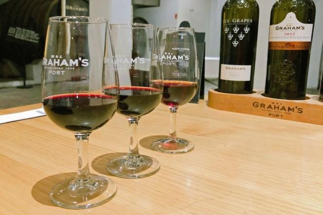 Klassische Portweine bei W & J Graham