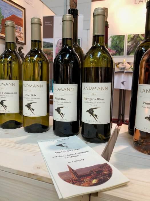 Landmann Wein aus Freiburg