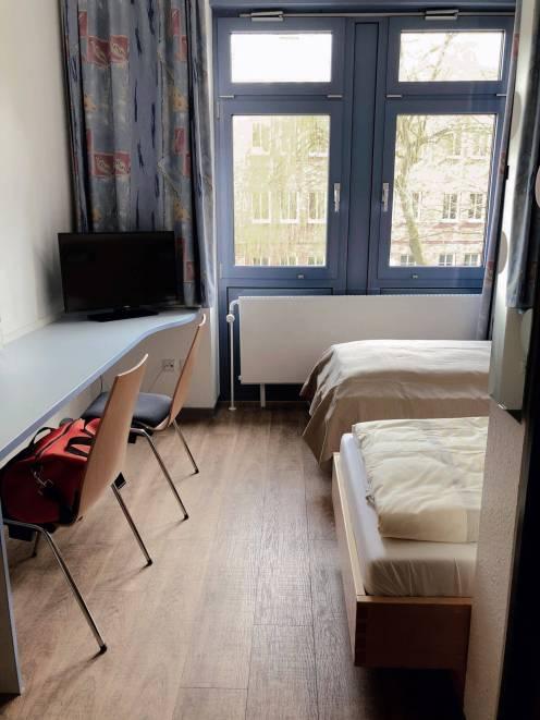 Mein Zimmer im Jugendgästehaus