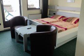 Zimmer im Hotel Anker