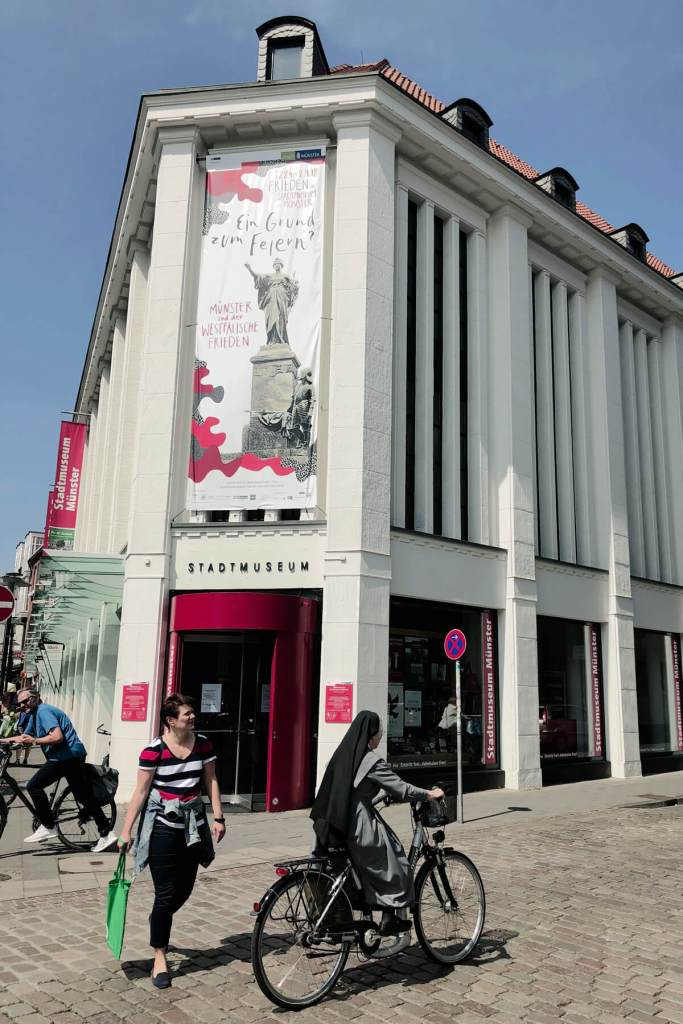 Das Stadtmuseum Münster