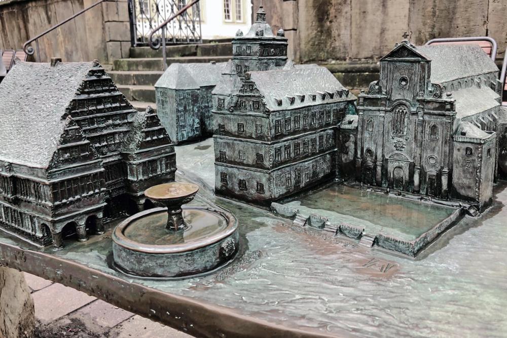 Paderborn in Miniatur