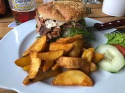 Burger im Brauhaus