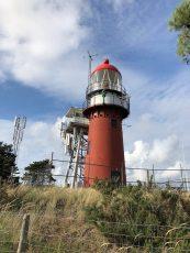 Der Leuchtturm auf Vlieland
