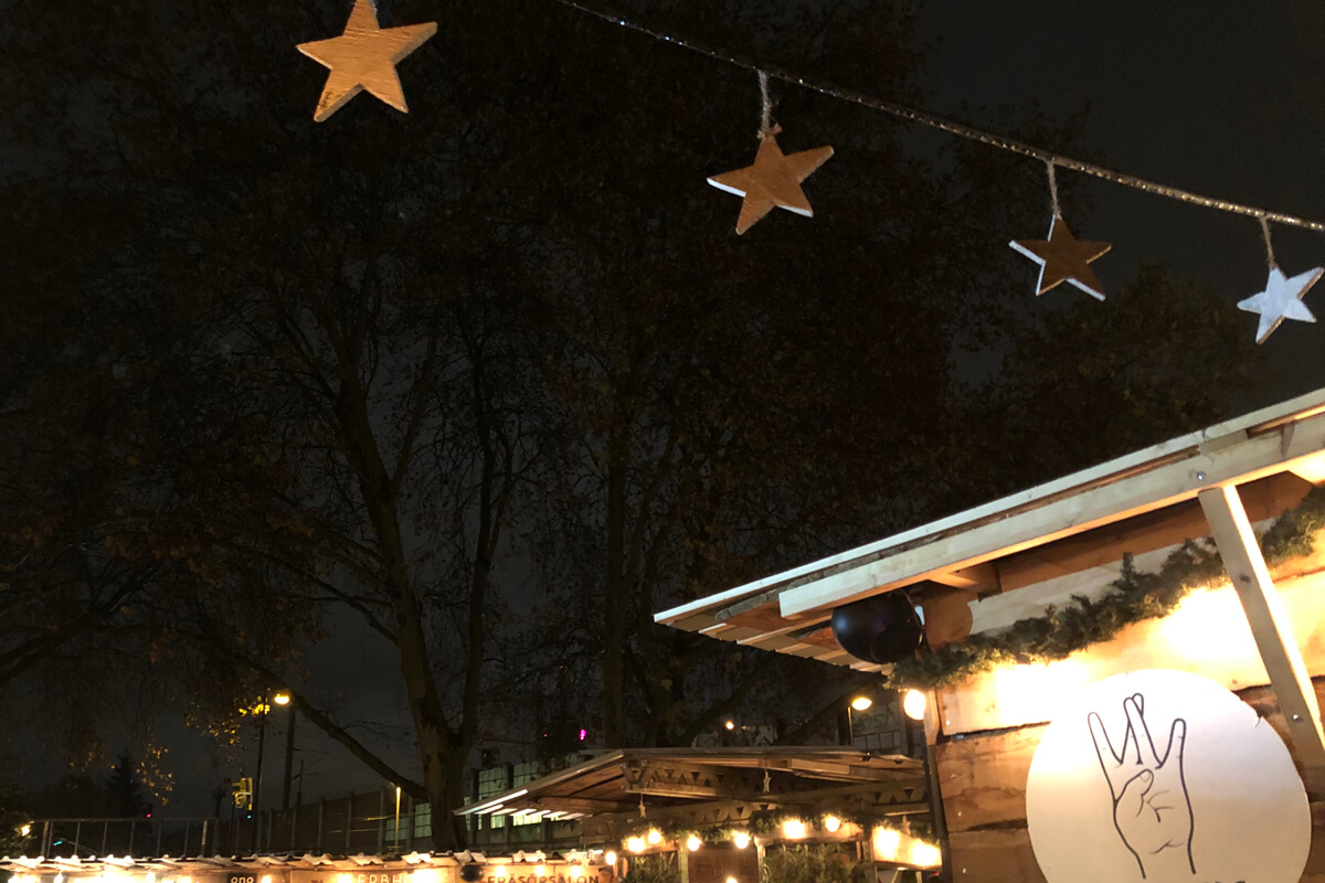 Köln: Hinter den Kulissen des Nikolausdorfes