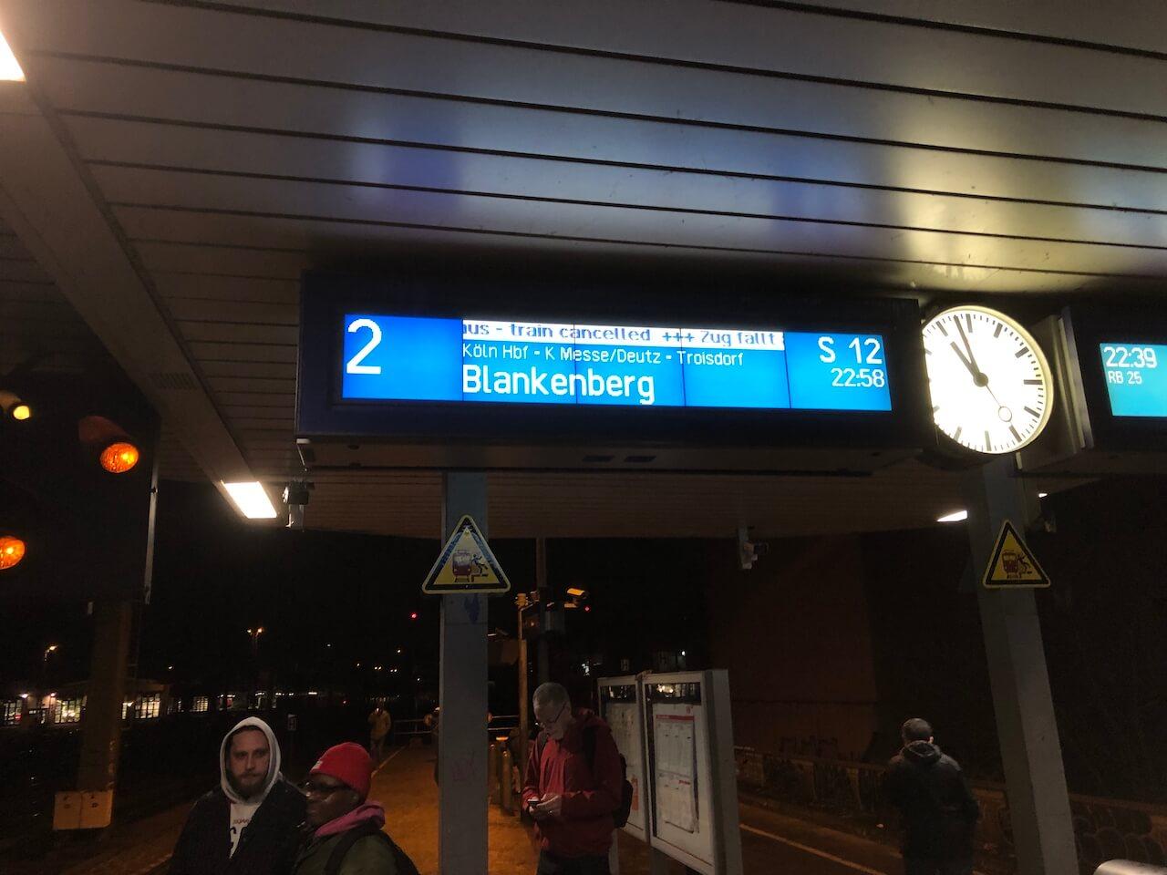 Immer ankommen in NRW mit der Mobilitätsgarantie