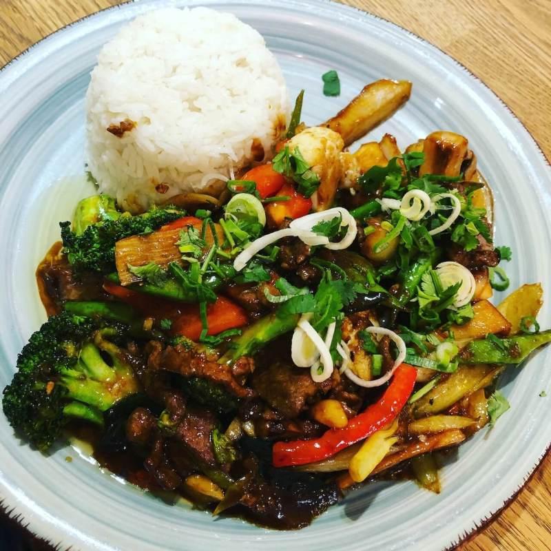 Ein vietnamesisches Restaurant in Köln: Quán Sen