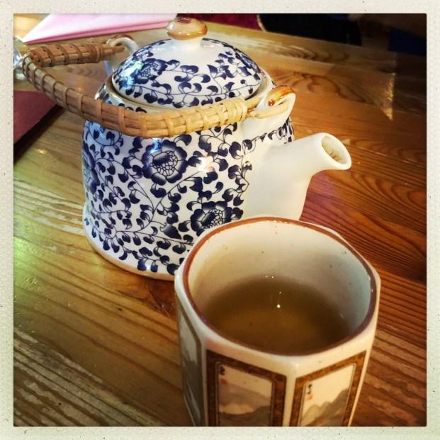 Tee zum Essen