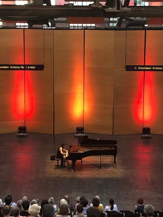 Musik in der Jahrhunderthalle
