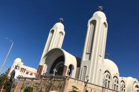 Kirche in Hurghada