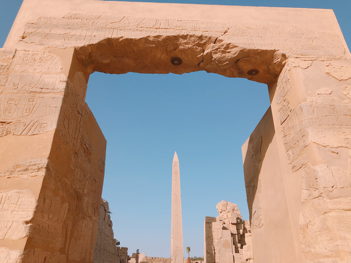 Tempel und Gräber: Sehenswürdigkeiten auf einer Nilkreuzfahrt