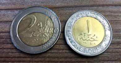 Euro oder ägyptisches Pfund