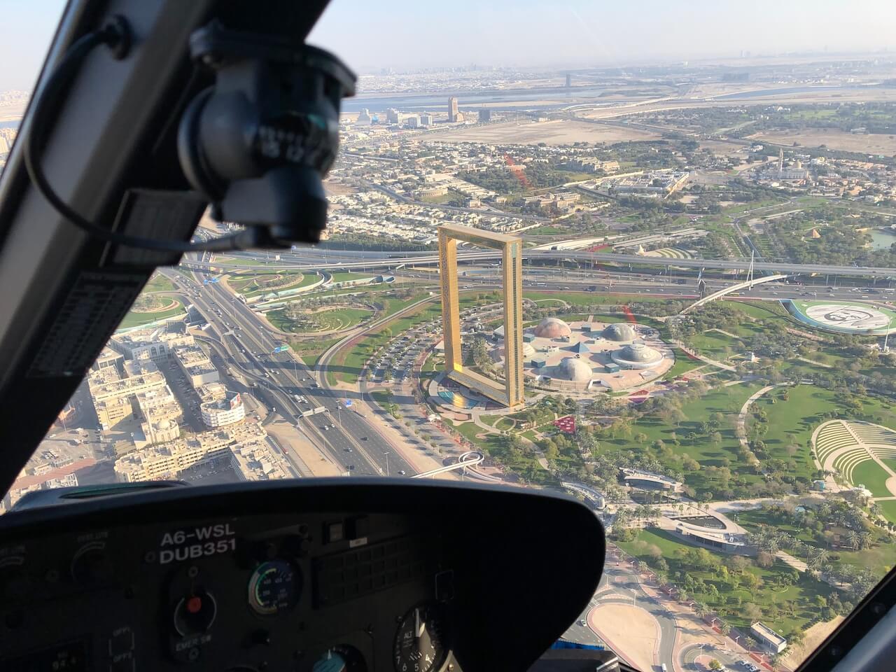 Mal was ganz Besonderes erleben: Hubschrauberrundflüge