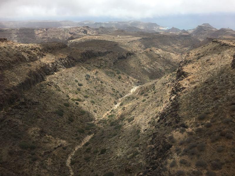 Hubschrauberrundflug auf Gran Canaria