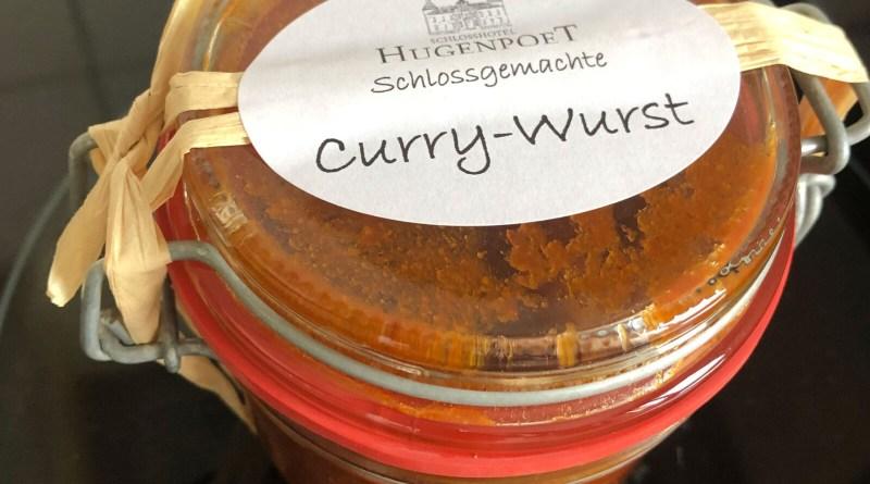 Currywurst - schlossgemacht