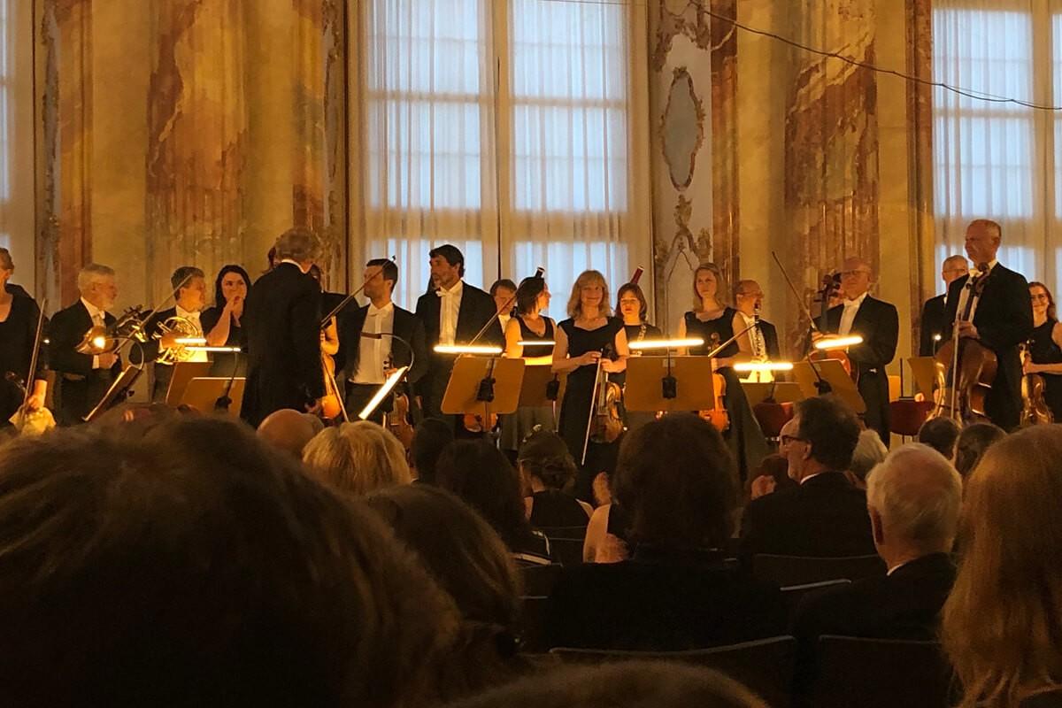 Mozartfest in Würzburg: Ein Abend für alle Sinne