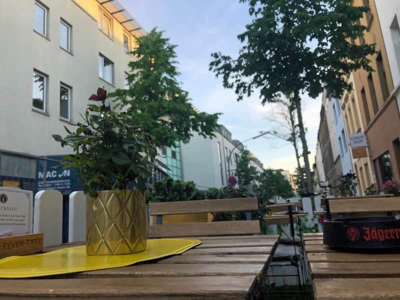 The Bär: Ehrenfelds Ginbar bietet mehr als 200 Gins